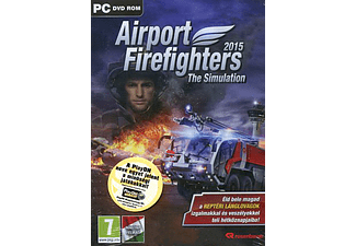 Airport Firefighters - The Simulation 2015 (PC)