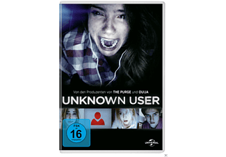 Unknown User - (DVD)