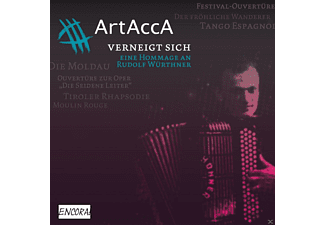 Artacca Ensemble, VARIOUS - Artacca Verneigt Sich [CD]
