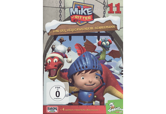 Mike, der Ritter - Vol. 11 [DVD]