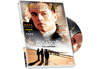 The Aviator Drama DVD