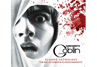 OST/VARIOUS, Claudio Simonetti's Goblin - Bloody Anthology [CD]