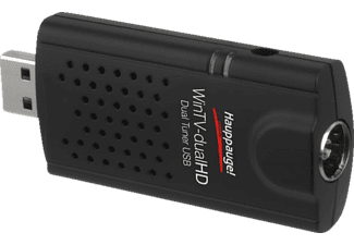 HAUPPAUGE WinTV-dualHD, USB TV Stick
