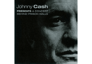 Johnny Cash - A Concert Behind Prison Walls (Vinyl LP (nagylemez))