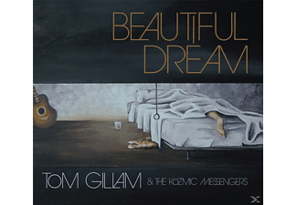 Tom Gillam, The Kozmic Messengers - Beautiful Dream - (CD)
