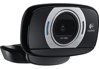 LOGITECH C615 HD, Webcam, Schwarz