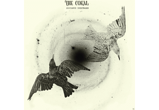 The Coral - Distance Inbetween - (LP + Bonus-CD)
