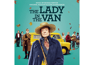 OST/VARIOUS - The Lady In The Van (George Fenton) - (Vinyl)