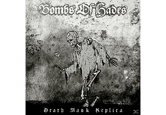 Bombs Of Hades - Death Mask Replica - (CD)