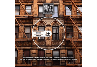 VARIOUS - Henry Street Music (Ltd 7inch Collection 1) - (MC (analog))
