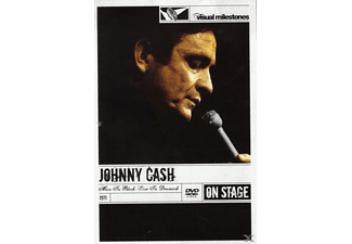 Johnny Cash - MAN IN BLACK - LIVE IN DENMARK - (DVD)