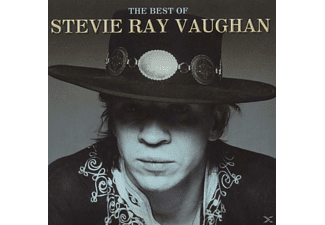 Stevie Ray Vaughan - The Best Of - (CD)