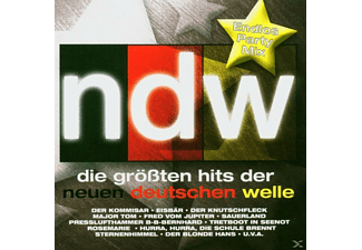 VARIOUS - Ndw-In The Mix [CD]