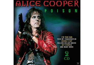 Alice Cooper - Poison [CD]