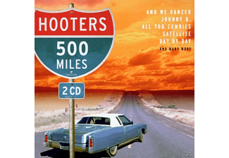 The Hooters - 500 Miles - (CD)