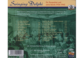 Various - Swinging Mademoiselle Volume 2