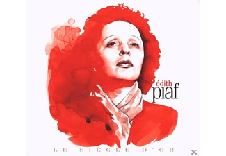 Edith Piaf - Edith Piaf - Le Siecle D'or - (CD)