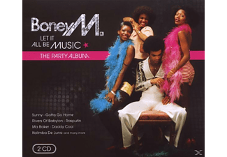Boney M. - Let It All Be Music - (CD)