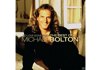 Michael Bolton - To Love Somebody-The Best Of - (CD)