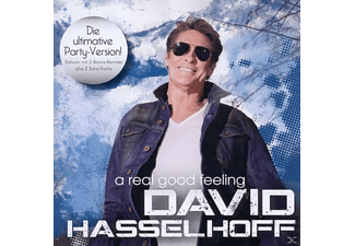 David Hasselhoff - A Real Good Feeling [CD]
