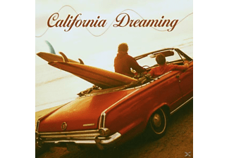 VARIOUS - California Dreaming - (CD)