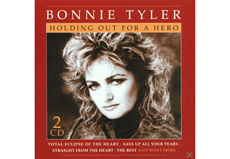 Bonnie Tyler - Holding Out For A Hero - (CD)