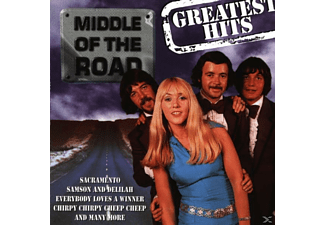 Middle Of The Road - Greatest Hits [CD]