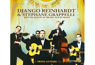REINHARD,DJANGO & GRAPPELLI,STEPHANE - Swing Guitars [CD]