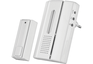 TRUST WIRELESS DOORBELL WITH PLUGIN CHIME ACDB-7000AC - (71085)