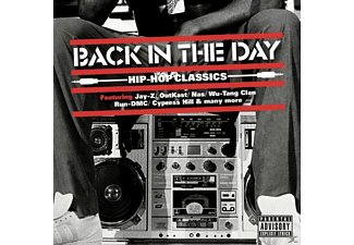 VARIOUS - Back In The Day...Hip Hop Classics [CD]