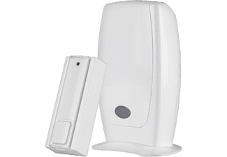 TRUST WIRELESS DOORBELL WITH PORTABLE CHIME ACDB-6600AC - (71083)