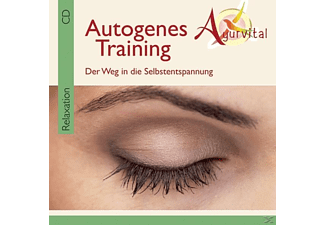 Jean-pierre Garattoni - Ayurvital-Autogenes Training - (CD)