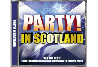VARIOUS - Party! In Scotland [CD]