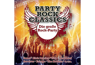 VARIOUS - Party Rock Classics-Die Große Rock Party! [CD]