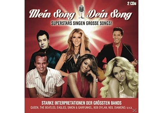 VARIOUS - Mein Song-Dein Song [CD]