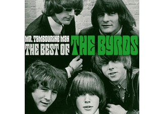 The Byrds - Mr.Tambourine Man-The Best Of - (CD)