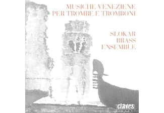 Slokar Brass Ensemble - Musice Veneziene - (CD)
