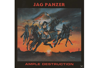 Jag Panzer - Ample Destruction - (CD)
