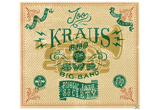 Joo Kraus, The Swr Big Band - Public Jazz Society (Feat. Swr Big Band) - (CD)