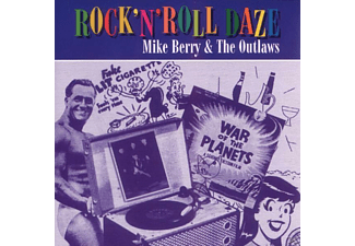 Mike Berry, The Outlaws - Rock & Roll Daze - (CD)