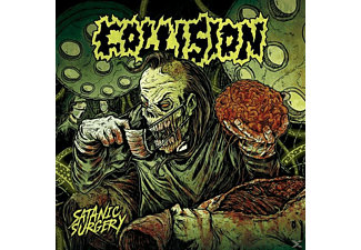 Collision - Satanic Surgery - (CD)