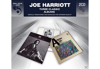 Joe Harriott - 3 Classic Albums [CD]