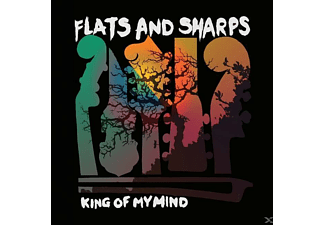 Flats And Sharps - King Of My Mind - (CD)