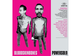 Powersolo - Blood Skin Bones - (CD)