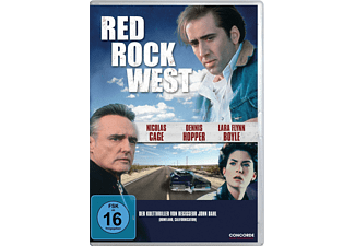 Red Rock West - (DVD)