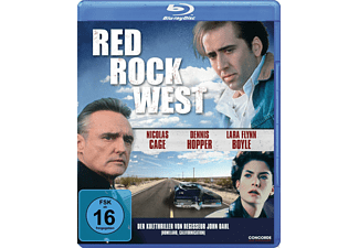 Red Rock West - (Blu-ray)