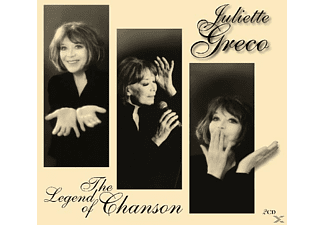 Greco Juliette - Legend Of Chanson - (CD)