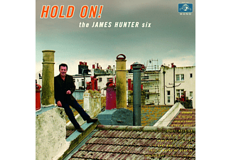 The James Hunter Six - HOLD ON! - (CD)
