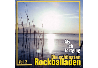 VARIOUS - Als Ich Fortging-Rockballaden Vol.2 - (CD)