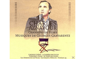 Charles Aznavour - Chansons De Films - (CD)